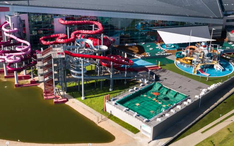 Aquapark Complex