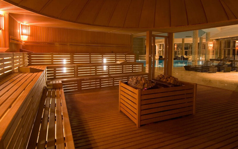 Sauna Havuzu