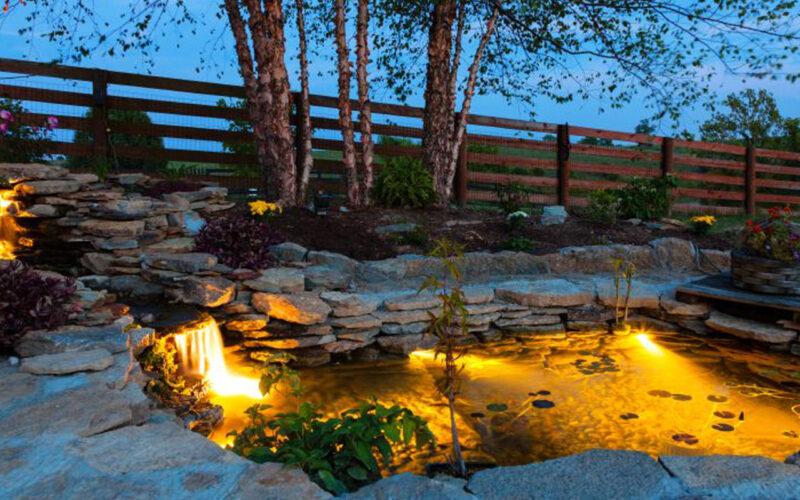 Süs Havuzu Işıklandırma Sistemleri